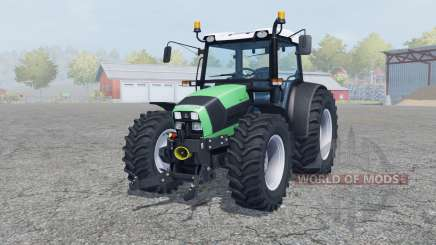 Deutz-Fahr Agrofarm 430 TTV 2010 for Farming Simulator 2013
