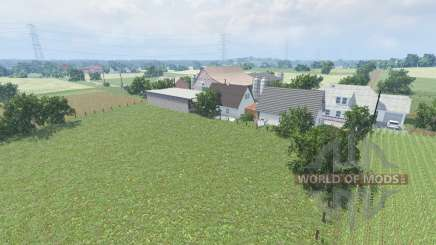Klein Neudorf for Farming Simulator 2013