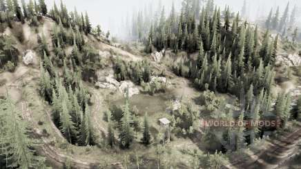 The terrible thing is v0.2 for MudRunner