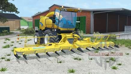 New Holland FR9090 attachments for Farming Simulator 2015