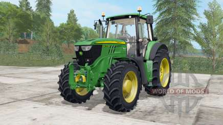 John Deere 6175M-6195M for Farming Simulator 2017