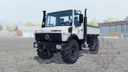 Mercedes-Benz Unimog U1450 (Br.427) loblolly for Farming Simulator 2013