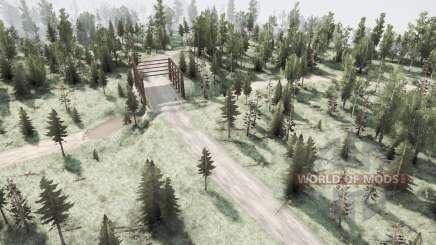 Forest for MudRunner