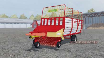 Pottinger EuroBoss 330 T pigment red for Farming Simulator 2013