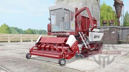 Cupid-680 dark red color for Farming Simulator 2017