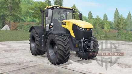 JCB Fastrac 8330 new steering wheel for Farming Simulator 2017