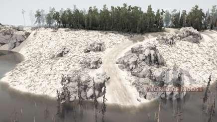 Sandy Island for MudRunner