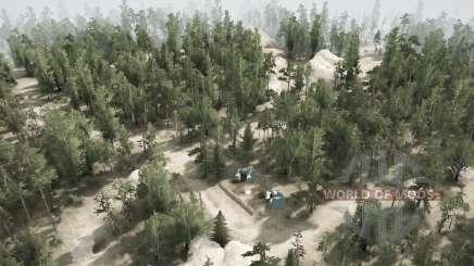 Overland trails for MudRunner