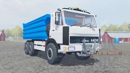 Skoda-LIAZ 29.33 front hydraulics for Farming Simulator 2013