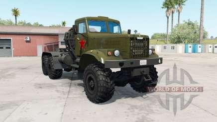 KrAZ-258 for American Truck Simulator