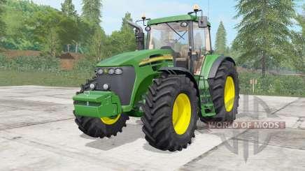 John Deere 7020-series attacher config for Farming Simulator 2017