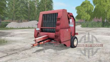 Hesston 5580 1980 for Farming Simulator 2017