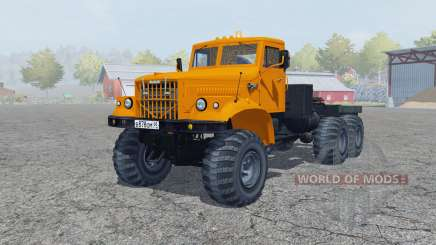 KrAZ-258 for Farming Simulator 2013