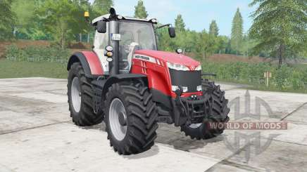 Massey Feᶉguson 8727-8737 for Farming Simulator 2017