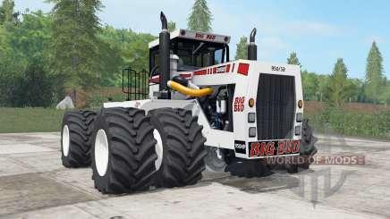 Big Bud 950-50 choice power for Farming Simulator 2017