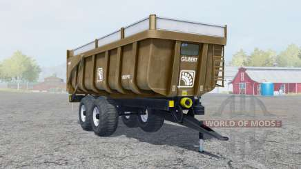 Gilibert 1800 Pro multifruits for Farming Simulator 2013