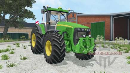 John Deere 8520 washable for Farming Simulator 2015
