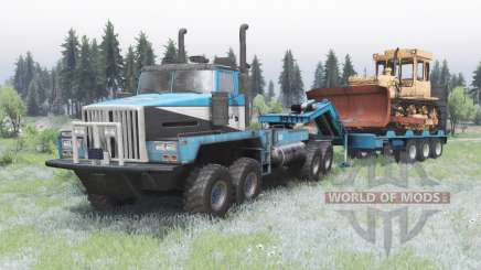 Western Star 6900TS v1.1 for Spin Tires