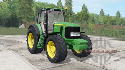 John Deere 6000&7000-series Premium for Farming Simulator 2017