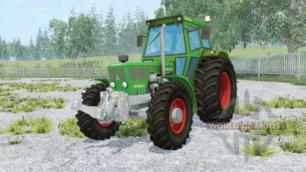 Deutz D 10006 A for Farming Simulator 2015