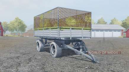 Autosan D-47 silage for Farming Simulator 2013