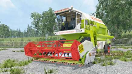 Claas Dominator 88S rio grande for Farming Simulator 2015