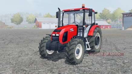 Zetor Proxima 8441 front loader for Farming Simulator 2013
