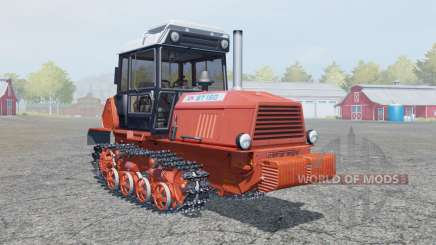 W-150 soft red Okas for Farming Simulator 2013