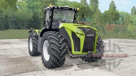 Claas Xerion 4000-5000 Trac VC for Farming Simulator 2017
