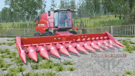 Case IH Axial-Flow 9230 carmine pink for Farming Simulator 2015