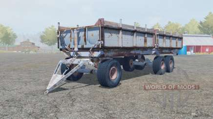 PTS-12 greyish blue color for Farming Simulator 2013