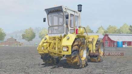 Raba 180.0 manual ignition for Farming Simulator 2013