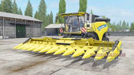 New Holland CR10.90 tuning editioɳ for Farming Simulator 2017