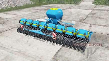 Lemken Azurit H v2.8 for Farming Simulator 2017