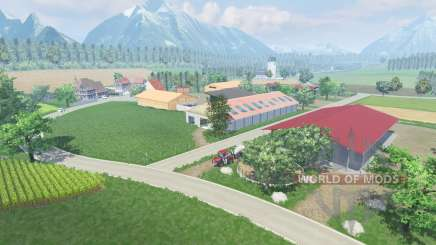 Lindenau for Farming Simulator 2013