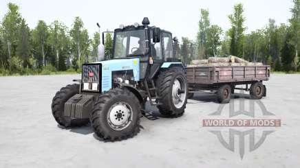 MTZ-1221.2 Belarus for MudRunner