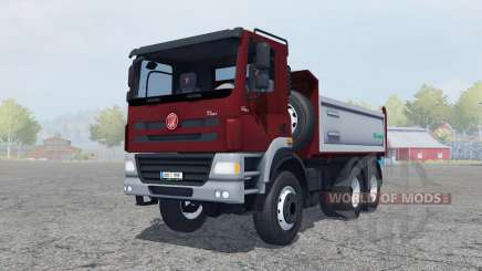 Tatra Phoenix T158 6x6 for Farming Simulator 2013