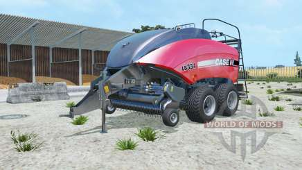 Case IH LB 334 pigment red for Farming Simulator 2015