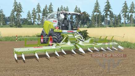 Claas Jaguar 980 pear for Farming Simulator 2015