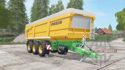 Joskin Trans-Space 8000-27 for Farming Simulator 2017