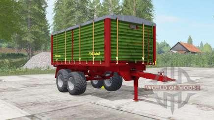 Fortuna FTD 150 sap green for Farming Simulator 2017