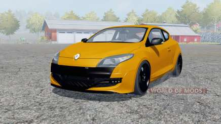 Renault Megane R.S. 265 2012 for Farming Simulator 2013