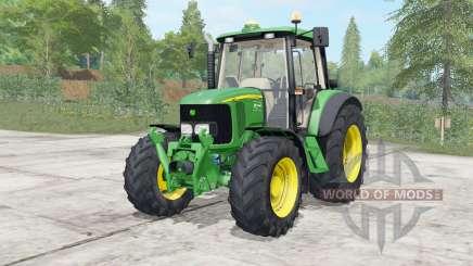 John Deere 6020-7020 series for Farming Simulator 2017