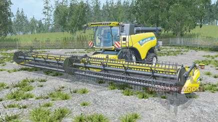 New Hollaɳd CR10.90 for Farming Simulator 2015