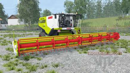 Claas Lexion 770 TerraTrac for Farming Simulator 2015