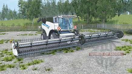 New Holland CR10.90 white for Farming Simulator 2015