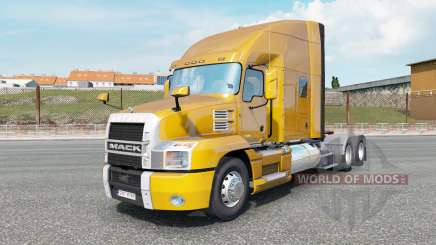 Mack Anthem Stand Up Sleeper Cab dark pear for Euro Truck Simulator 2