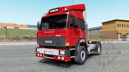 Iveco-Fiat 190-38 Turbo Special vivid red for Euro Truck Simulator 2