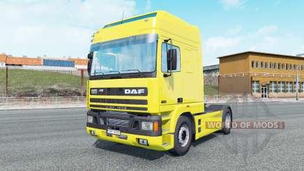 DAF FT 95.430ATi Super Space Cab 1992 for Euro Truck Simulator 2