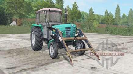 Ursus C-4011 front loader for Farming Simulator 2017